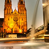 Saint Mary's Cathedral - Sydney CBD.